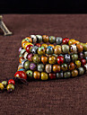 Strand Bracelets 1pc,Assorted Color Bracelet Fashionable Circle 514 Ceramic Jewellery