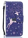 Animal PU Leather Wallet for Samsung Galaxy  S4Mini S5 S6 S7 S7Edge