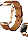 Bracelet de Montre  pour Fitbit Blaze Fitbit Bracelet Sport Cuir Sangle de Poignet