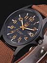 Мужской Дети Спортивные часы Армейские часы Нарядные часы Наручные часы Кварцевый Фосфоресцирующий Материал Группа Винтаж Повседневная