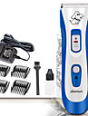 Cat / Dog Grooming Clipper & Trimmer Waterproof / Low Noise / Electric Blue