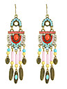 Women\'s - Party Casual Bohemian Bronze Others Earrings For Party Daily Casual