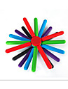 Kitchen Foldable Silicone Trivetsexpandable/collapsible  5PCS-May Fifteenth