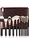 Best seller 15pcs Cosmetic Soft Makeup Brush Set Blush Powder Concealer Foundation Eye Shadow Lip Brushes Sets