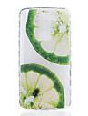 For LG K7 K8 Lemon Pattern Tpu Material Highly Transparent Phone Case For LG K7 K8 K10 G5