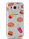 For Samsung Galaxy J7 J5 Fruit Pattern High Permeability TPU Material Phone Case