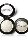 FOCALLURE 10 Colors Baked Eyeshadow Eye Shadow Palette Cosmetic Beauty Care Makeup for Face