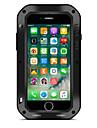 Pour Coque iPhone 7 Coques iPhone 7 Plus Coque iPhone 6 Eau / salete+D4731 / antichoc Coque Coque Integrale Coque Couleur Pleine Dur Metal