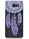 for Samsung Galaxy A310 A510 Dreamcatcher Pattern TPU High Purity Translucent Openwork Soft Phone Case