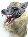 Halloween Masks Masquerade Masks Toys Wolf Head Rubber Horror Theme 1 Pieces Halloween Masquerade Gift