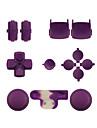 controleur de remplacement kit cas de montage fixe pour le controleur ps3 orange / violet / rose
