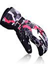 Зимние Лыжные перчатки Детские Полный палец Сохраняет тепло С защитой от ветра Нейлон Хлопок Катание на лыжах Осень Зима