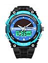 SANDA Hommes Montre de Sport Montre Militaire Smart Watch Montre Tendance Montre Bracelet Numerique Quartz JaponaisLED Chronographe