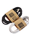 Micro USB 2.0 USB 2.0 USB Cable Adapter Normal Cable For 100 cm ABS