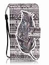 부족 깃털 그림 사과 전화 케이스 itouch 5 6 아이팟 케이스 / 커버