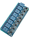 8-Channel 5V Relay Module Board for (For Arduino) (Works with Official (For Arduino) Boards)