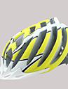 Велоспорт шлем CE Сертификация Велоспорт 18 Вентиляционные клапаны Регулируется One Piece Город Вуаль Горные Ультралегкий (UL) Спорт Муж.