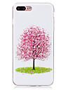 Назначение iPhone 7 iPhone 6 Кейс для iPhone 5 Чехлы панели Сияние в темноте IMD Задняя крышка Кейс для Цветы Мягкий Термопластик для