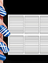 90 Etiquetas e Fitas Ferramentas Lolita Nail Art Design Diario Lolita Alta qualidade