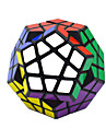 Rubik\'s Cube Alien Megaminx 3*3*3 Smooth Speed Cube Magic Cube Puzzle Cube Professional Level Speed ABS New Year Children\'s Day Gift