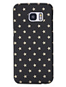 For Samsung Galaxy S7 S6 Edge Plus Back Cover Case Glitter Shine Hard PC Ultra-thin Case For S7 Edge S6 Edge S6