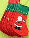 Gift Bags Holiday Textile Christmas Decoration
