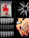500 pcs Nail Art Design Fashion Diario