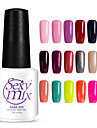 Vernis Gel UV 7 1 Soak Off Faire tremper Longue Duree