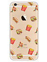 For Apple iPhone 7 7Plus 6S 6Plus Case Cover Cartoon Pattern HD TPU Phone Shell Material Phone Case