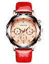 Women\'s Dress Watch Fashion Watch Quartz / Imitation Diamond Alloy Band Casual Elegant Black Blue Red Pink Purple