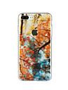 Для С узором Кейс для Задняя крышка Кейс для Пейзаж Мягкий TPU для Apple iPhone 7 Plus iPhone 7 iPhone 6s Plus/6 Plus iPhone 6s/6