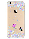 For Apple iPhone 7 7Plus 6S 6Plus Case Cover Butterfly Pattern HD TPU Phone Shell Material Phone Case