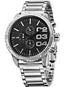 Men\'s Sport Watch Dress Watch Skeleton Watch Fashion Watch Wrist watch Mechanical Watch Quartz Genuine Leather Band Charm Casual