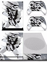 B-SKIN XBOX ONE  S PS / 2 Αυτοκόλλητο Για Xbox One S ,  Πρωτότυπες Αυτοκόλλητο PVC 1 pcs μονάδα