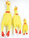 Игрушка для котов Игрушка для собак Игрушки для животных Жевательные игрушки Игрушки с писком Скрип Курица и цыпленок Для домашних