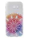 Для С узором Кейс для Задняя крышка Кейс для Цветы Мягкий TPU для Samsung A5 (2017)