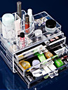 Make-up hulpmiddelen Cosmeticaopslag Bedenken Acryl Klassiek Dagelijks Dagelijkse make-up schoonheidsmiddel Verzorgingsbenodigdheden