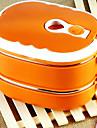 Aco Inoxidavel Alta qualidade Lancheiras Quadrar Organizacao de cozinha