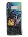 For Samsung Galaxy S8 Plus S8 Case Cover Owl Pattern HD Painted TPU Material IMD Process Phone Case S7 edge S7 S6 edge S6