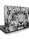 "Case for Macbook 13"" Macbook Air 11""/13"" Macbook Pro 13""/15"" MacBook Pro 13""/15"" with Retina display Animal Plastic Material The Fierce Tiger"