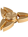 Fidget Spinner Hand Spinner Toys Tri-Spinner Metal EDC for Killing Time Focus Toy Stress and Anxiety Relief Office Desk Toys Relieves