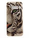 For Samsung Galaxy S8 Plus S8 Case Cover Tiger Pattern HD Painted TPU Material IMD Process Phone Case S7 edge S7 S6 edge S6