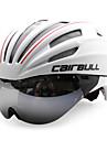 CAIRBULL 여성용 남성용 남여 공용 자전거 헬멧 28 통풍구 싸이클링 산악 사이클링 도로 사이클링 레크리에이션 사이클링 사이클링 원 사이즈 PC EPS