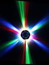 작은 led ktv 조명 바 배경 디스코, 벽, 파티, 램프, 이동, 머리, 미니, 무대, 빛,