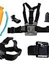 Chest Harness / Front Mounting / Floating Buoy All in One For Action Camera Gopro 6 / All Gopro / Xiaomi Camera Diving / Surfing / Ski / Snowboard PVC(PolyVinyl Chloride) / Cotton / ABS - 1 pcs