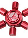 FQ777 Спиннеры от стресса Ручной обтекатель Игрушки Tri-Spinner Высокая скорость Сбрасывает СДВГ, СДВГ, Беспокойство, Аутизм За время