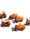 Petites Voiture Vehicules a Friction Arriere Petite Voiture Vehicule de Construction Jouets Simulation Classique Classique Garcon Unisexe