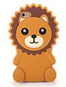 용 케이스 커버 패턴 뒷면 커버 케이스 3D카툰 캐릭터 소프트 실리콘 용 Apple 아이폰 7 플러스 아이폰 (7) iPhone 6s Plus iPhone 6 Plus iPhone 6s 아이폰 6