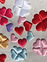 100Pcs/Set   20Mm  Heart Shaped  Sewing Applique Or  Wedding Decoration