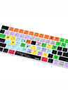Magic Keyboard 2015 버전 용 xskn® ableton 라이브 스위트 바로 가기 실리콘 키보드 스킨 (us / eu 레이아웃)